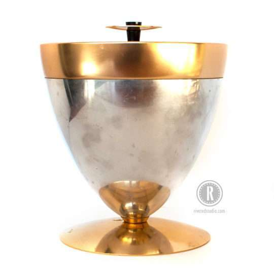 Mirro Medallion ice bucket