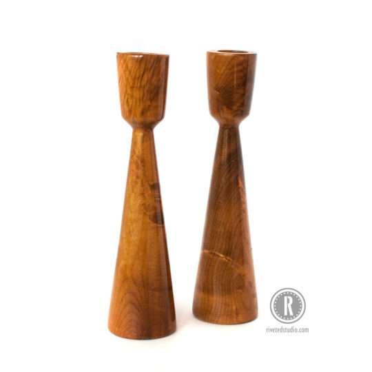myrtlewood-candleholders