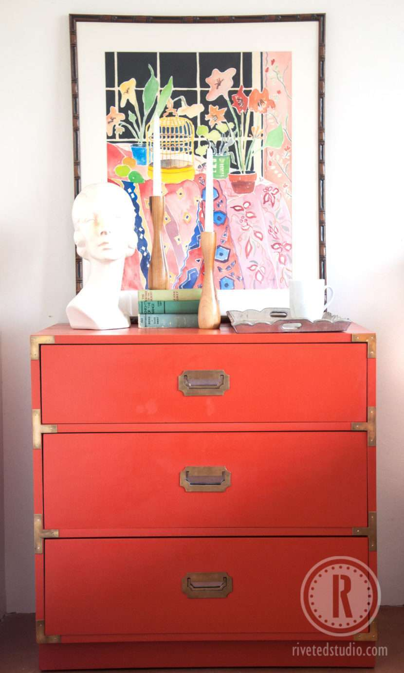 burnt-orange-dixie-campaign-dresser