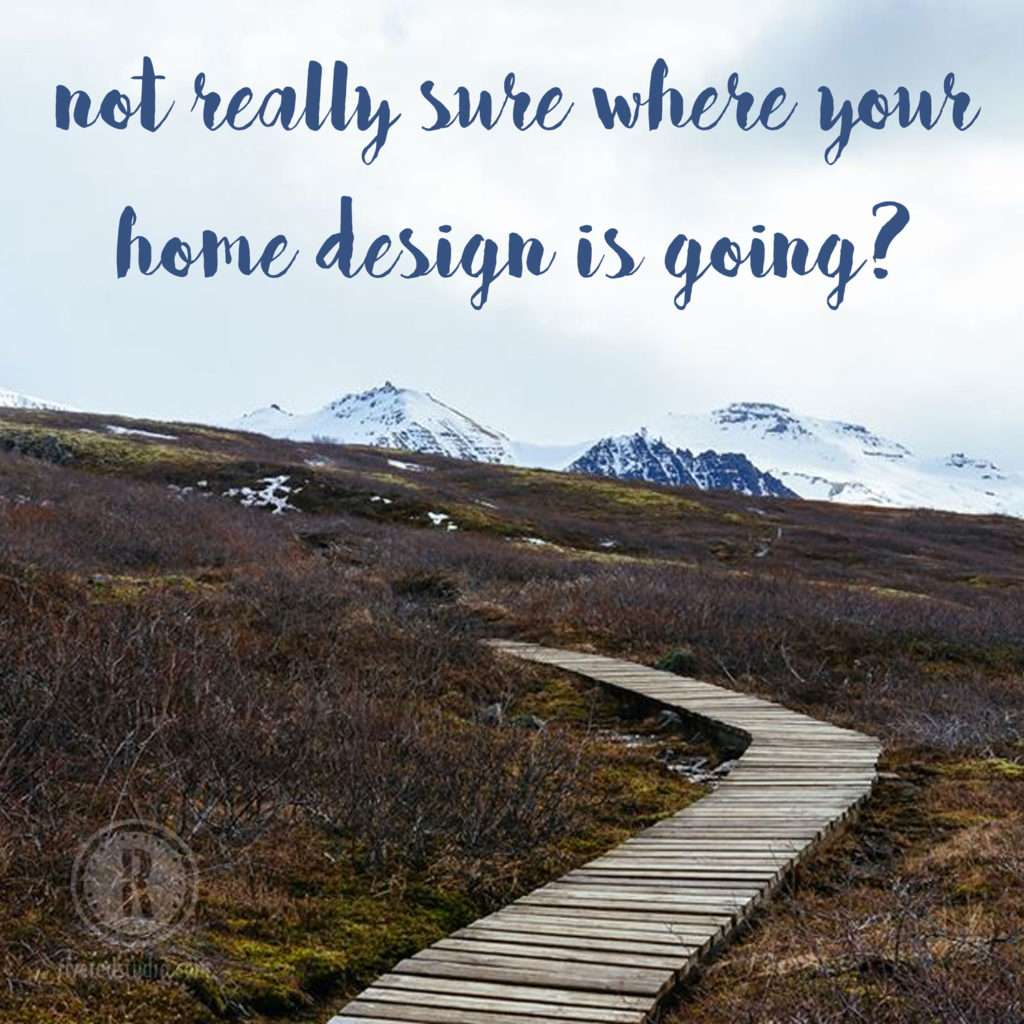 frustrated desolate path in Iceland design road confused