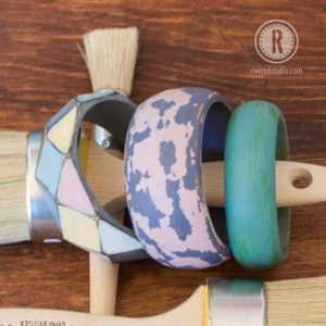 Milk Paint 101 Workshop - Bangles
