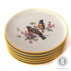 Bird Plates vintage JKW