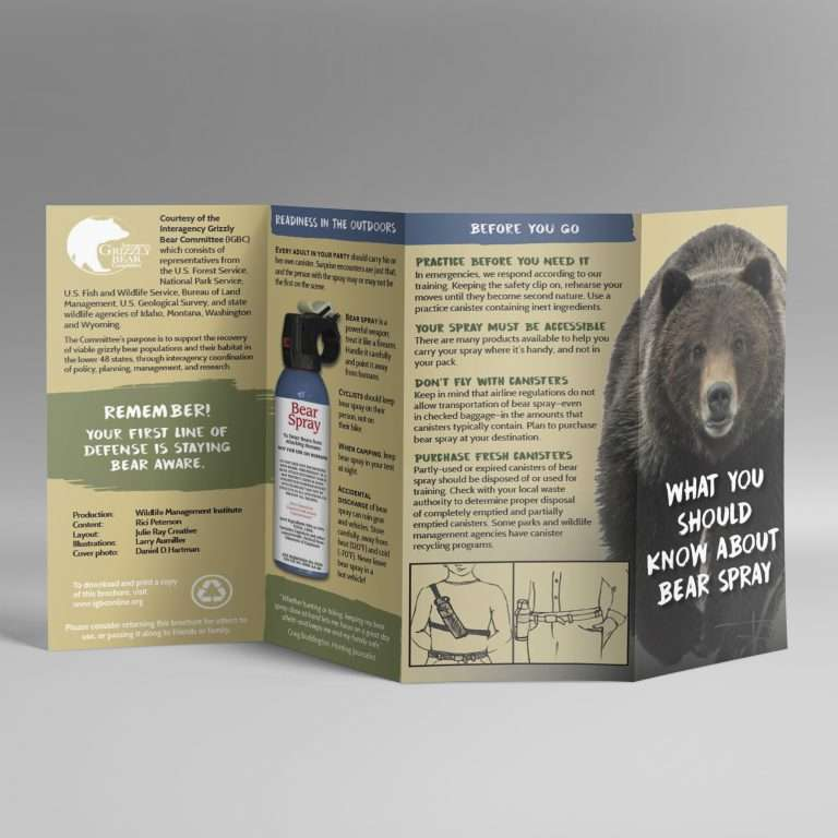 bear spray brochure sq