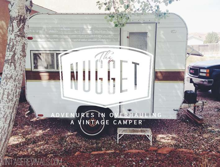 TheNugget1973BellCamperTrailerOverhaul