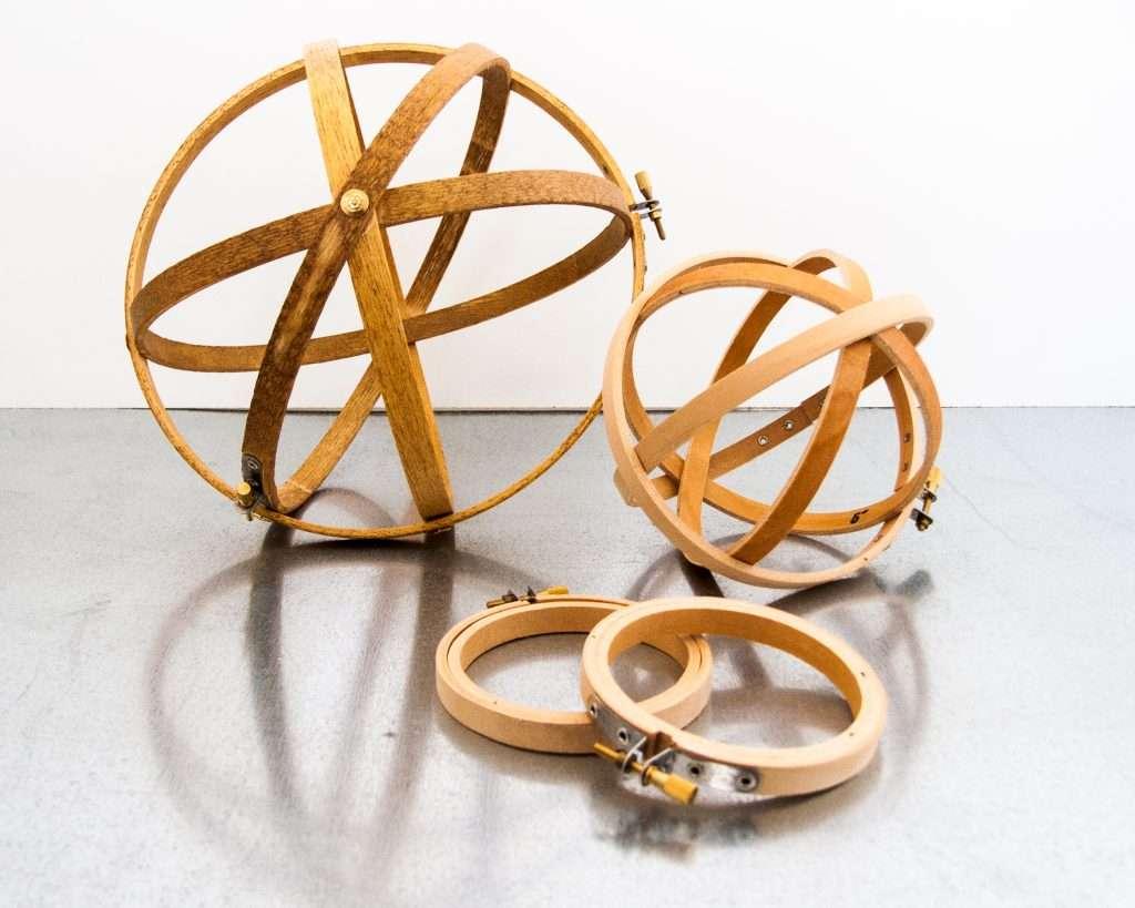 hoop-sculpture